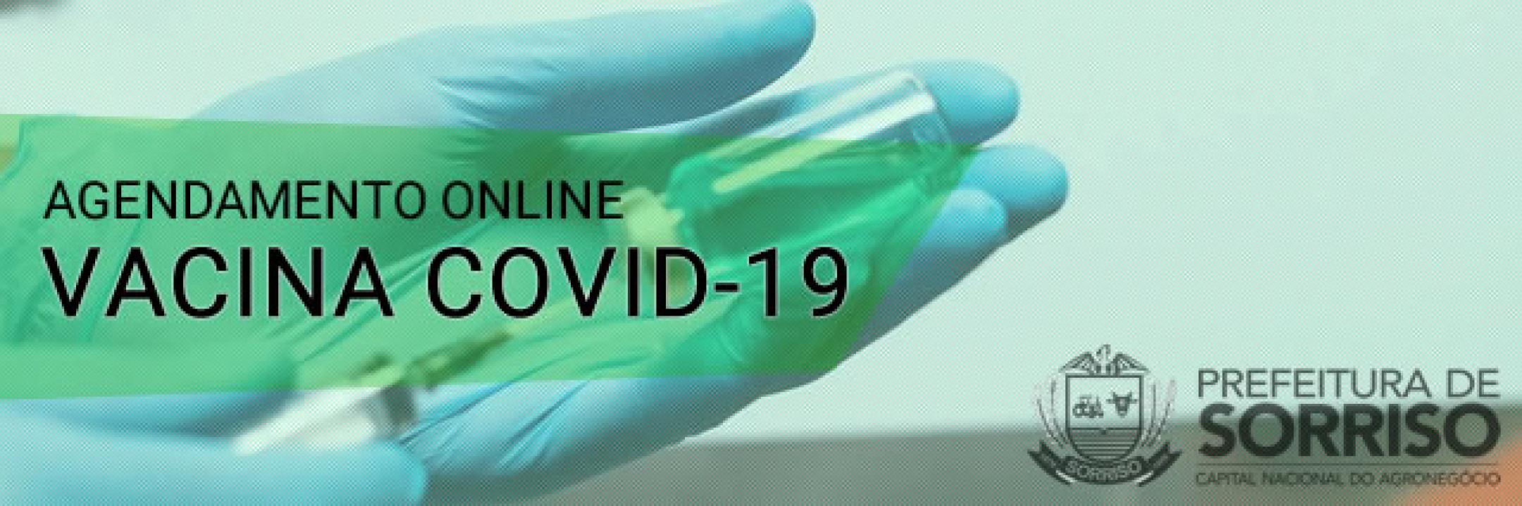 Agendamento  COVID19